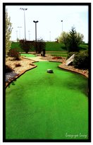 Adventure Falls Miniature Golf & Batting Cage Facility