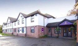 Premier Inn Manchester Airport Heald Green