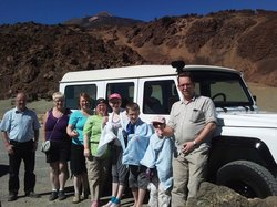 Jeep Tours Tenerife