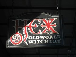 Hex: Old World Witchery