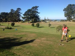 Riversdale Beach Golf Club