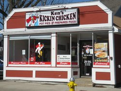 Ken's Kickin Chicken