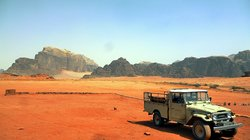 Wadi Rum Tour and Camp day tours