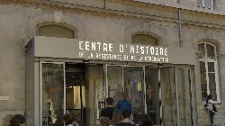 Museum of the Resistance (Centre d' Histoire de la Resistance et de la Deportation)