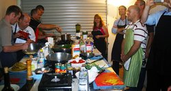 Sacred Chef Cooking School