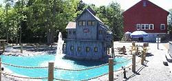 Barnyard Swing Miniature Golf
