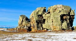 Okotoks Erratic - The Big Rock