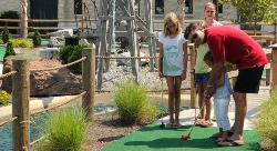 Lost Mine Miniature Golf Course