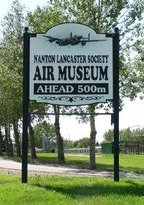 The Nanton Lancaster Society Air Museum