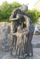 The Famine Family Memorial
