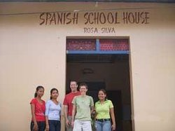 Spanish School House Rosa Silva