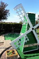 Windmill Mini-Golf Course