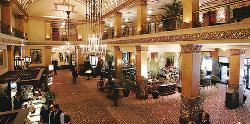 Pfister Hotel Lobby Lounge