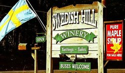 Swedish Hill Winery Tasting Room