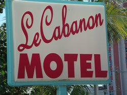 Le Cabanon Motel