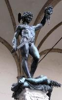 Perseus Statue