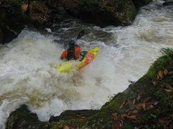 White Water Action