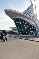 Milwaukee Lakefront Segway