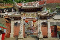 Dragon Mother Temple