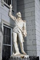 Ethan Allen Statue