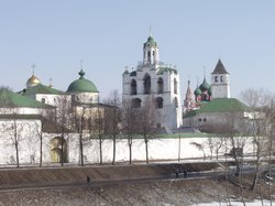 Yaroslavl Architectural Historical and Art Museum Preserve