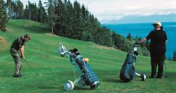 Midnight Sun Golf