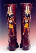 Custom Boots by Michael Anthony