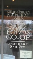 Middlebury Natural Foods Co-op Cafe