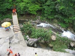 Qingyuan Daxu Mountain Waterfalls