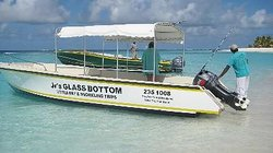 Junior's Glass-Bottom Boat