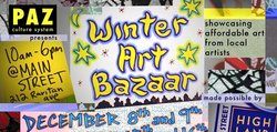 Winter Art Bazaar