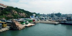 Penglai Port Wharf