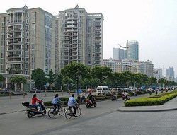 Hefei City Square