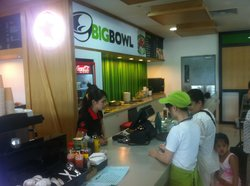 Big Bowl at Phu Quoc airport