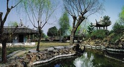 Lanxiu Park of Jiaxing
