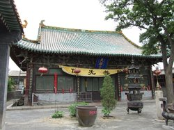 Niuwang Temple Stage