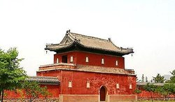 Temple of Distant Peace (Anyuan miao)