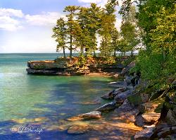 Big Bay State Park Campground, Madeline Island