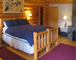 Log Spirit Bed and Breakfast
