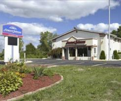Howard Johnson Express Inn - Salisbury