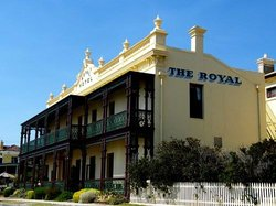 ‪The Royal Hotel Mornington‬