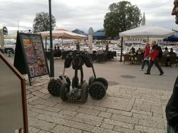 Segway Private Rovinj Tours