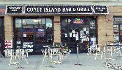 Coney Island Bar and Grill