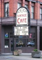 vintage Cafe