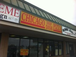 Chicago Deep Dish 2 for 1 Pizza - Forest Lawn