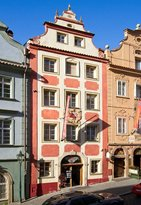 Red Lion Hotel (Dum U Cerveneho Lva) Prague