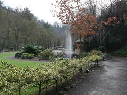 Lovers' Walk, Matlock Bath