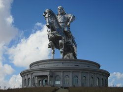 Genghis Khan Statue Complex