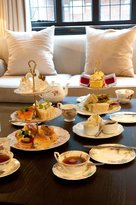 Afternoon Tea at the Swan Hotel Lavenham