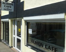 Albion Cafe Exmouth